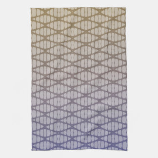 Genetic Purple Sand Kitchen Towel