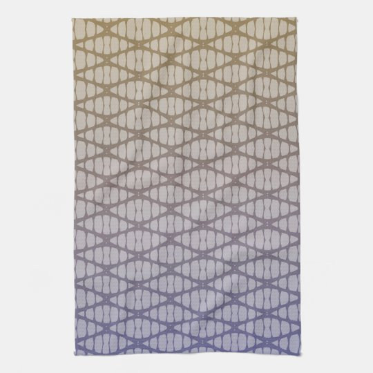 Genetic Purple Sand Towels