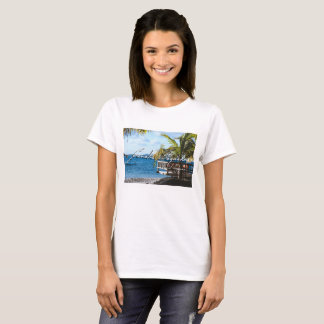 Genetic Sequence -  Beach Wave T-Shirt