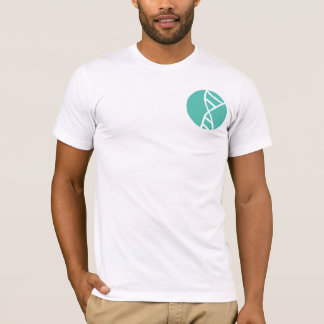 Genetic Sequence DNA Logo T-Shirt