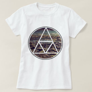 Genetic Sequence -  Land Mark T-Shirt