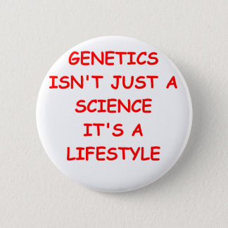 genetics 2 inch round button