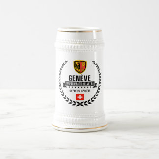 Geneva Beer Stein