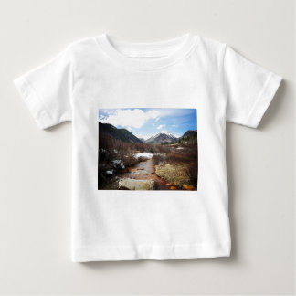 Geneva Creek In The Fall Baby T-Shirt