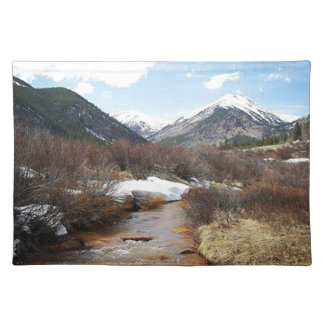 Geneva Creek In The Fall Placemat