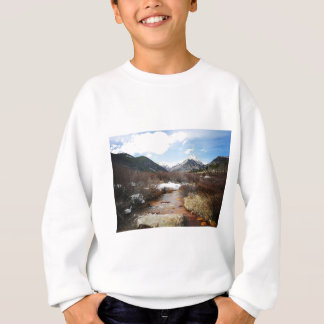 Geneva Creek In The Fall Sweatshirt