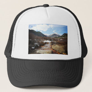 Geneva Creek In The Fall Trucker Hat