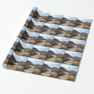 Geneva Creek In The Fall Wrapping Paper
