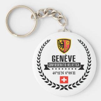 Geneva Keychain