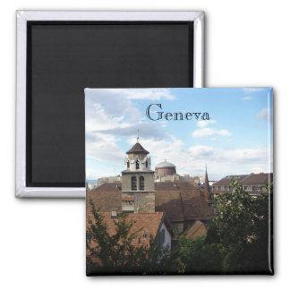 geneva square magnet