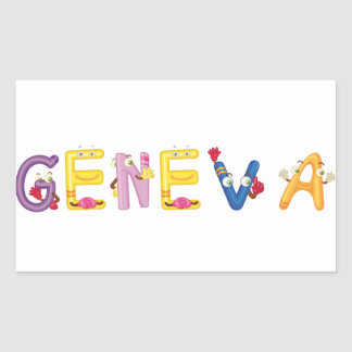 Geneva Sticker