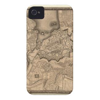 Geneva Switzerland 1773 iPhone 4 Case-Mate Case