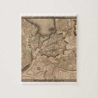 Geneva Switzerland 1773 Jigsaw Puzzle