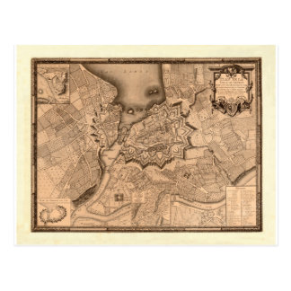 Geneva Switzerland 1773 Postcard