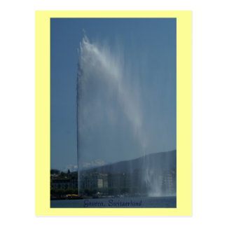 Geneva, Switzerland Postcard