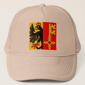 Geneva, Switzerland Trucker Hat