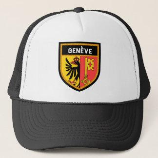 Genève Flag Trucker Hat