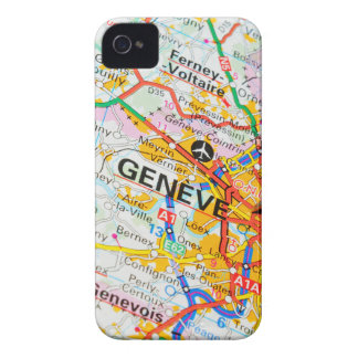 Geneve, Geneva, Switzerland Case-Mate iPhone 4 Case