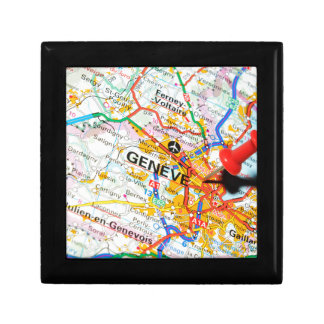 Geneve, Geneva, Switzerland Gift Box