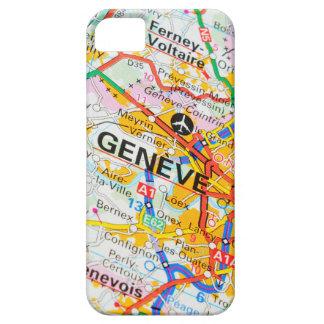 Geneve, Geneva, Switzerland iPhone 5 Case