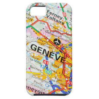 Geneve, Geneva, Switzerland iPhone 5 Cases