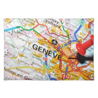 Geneve, Geneva, Switzerland Placemat