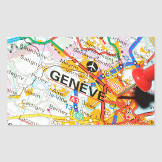 Geneve, Geneva, Switzerland Sticker