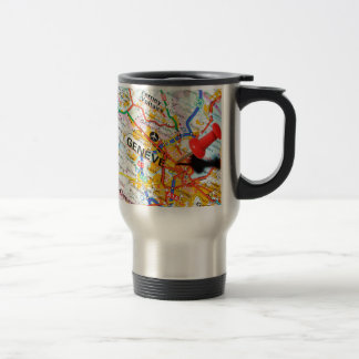 Geneve, Geneva, Switzerland Travel Mug