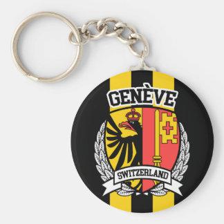 Genève Keychain