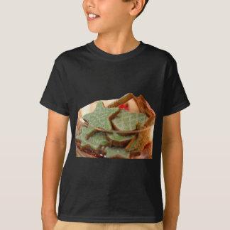 Genger Bread Star Cookies T-Shirt
