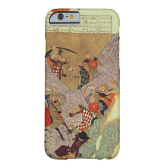 Genghis Khan (c.1162-1227) fighting the Chinese in Barely There iPhone 6 Case