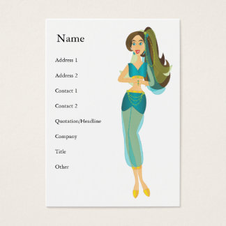 Genie Business Card