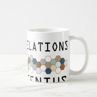Génie de relations publiques mug