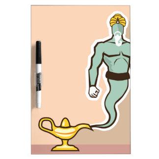 Genie Dry Erase Whiteboards