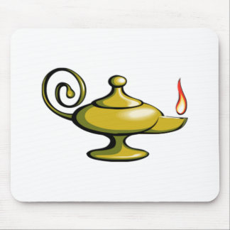 Genie Lamp Mouse Pad