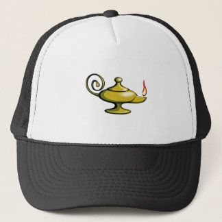 Genie Lamp Trucker Hat