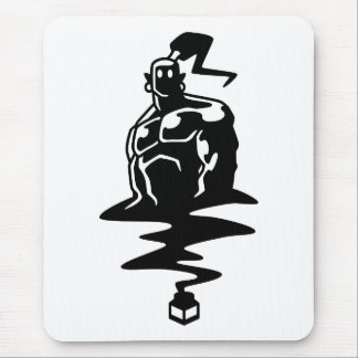 Genie of the Ink Bottle Mousepad