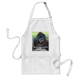 Genius and Cook Standard Apron