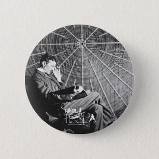 Genius at work 2 inch round button