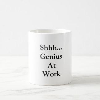 Genius at work Mug