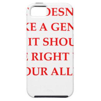 GENIUS CASE FOR THE iPhone 5