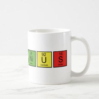 Genius Coffee Mug