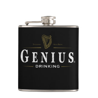 Genius @ Drinking Flask