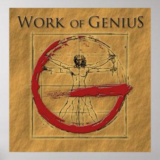 Genius Posters