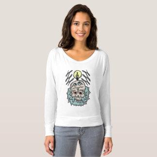 genius Skull Idea T-shirt