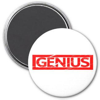 Genius Stamp Magnet