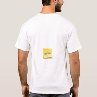 Genius Sticky Note T-Shirt