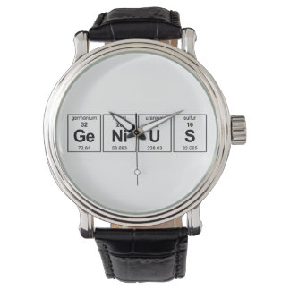 GeNiUS Watch