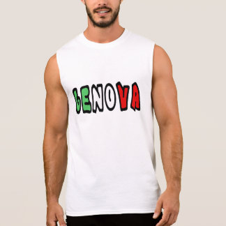 Genova Sleeveless Shirt