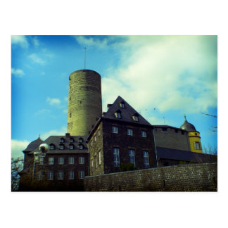 Genovevaburg, Castle in Mayen, Germany Postcard